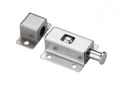 不鏽鋼按壓式門閂 DK-101
