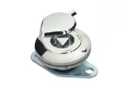 防塵電櫃鎖圓頭鎖 TM-013